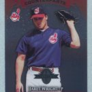 1997 Donruss Ltd Counterparts # 151 Jaret Wright RC -- Ben McDonald Indians Brewers