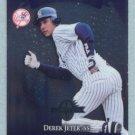 1997 Donruss Ltd Counterparts # 22 Derek Jeter -- Lou Collier Yankees Pirates