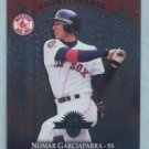 1997 Donruss Ltd Counterparts # 40 Nomar Garciaparra -- Mark Grudzielanek Red Sox Expos