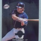1997 Donruss Ltd Counterparts # 66 Steve Finley -- Rich Becker Padres Twins