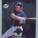 1997 Donruss Ltd Counterparts # 66 Steve Finley -- Rich Becker Padres Twins