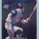 1997 Donruss Ltd Counterparts # 71 Darin Erstad -- Mark Grace Angels Cubs