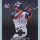 1997 Donruss Ltd Counterparts # 7 Eddie Murray -- Reggie Jefferson HOF Angels Red Sox