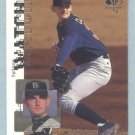 1999 SP Authentic Future Watch # 115 Matt Clement #d 0415 of 2700 Padres