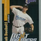 2000 Fleer Gamers Next Gamers # 100 Josh Beckett Red Sox