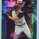2002 Donruss Elite Rookie # 155 Austin Kearns RC #d 1387 of 1500 Rookie Reds