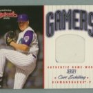 2002 Donruss Originals Gamers # G-3 Curt Schilling #d 031 of 250 GU Jersey