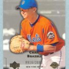2003 Sweet Spot Beginnings # 157 Craig Brazell RC #d 0916 of 2003 Rookie