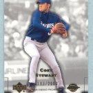 2003 Sweet Spot Beginnings # 159 Cory Stewart RC #d 1183 of 2003 Rookie