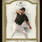 2004 Donruss Classics Rookie# 195 Mike Gosling RC #d 1422 of 1999 Diamondbacks Rookie