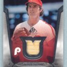 2004 SP Legendary Cuts Ultimate Swatches # US-SC Steve Carlton GU Bat Phillies HOF