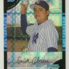 2005 Bowman Chrome X-Fractors # 193 ERICK ABREU RC #d 133 of 225 Yankees Rookie
