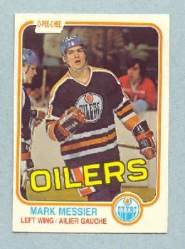 1981-82 OPC # 118 -- Mark Messier