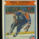 1982-83 OPC # 102 -- Paul Coffey In Action, Oilers