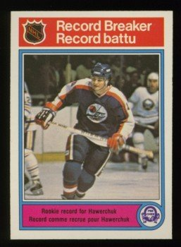 1982-83 OPC # 3 -- Dale Hawerchuk HL, Jets