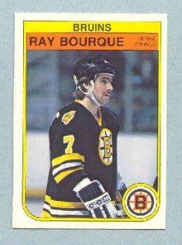 1982-83 OPC # 7 -- Ray Bourque