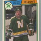 1983-84 OPC # 167 Brian Bellows RC Rookie