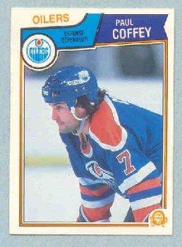 1983-84 OPC # 25 -- Paul Coffey