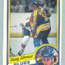 1984-85 OPC # 185 -- Doug Gilmour RC