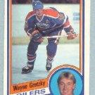1984-85 OPC # 243 -- Wayne Gretzky