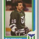 1986-87 Topps # 160 Ray Ferraro RC Rookie