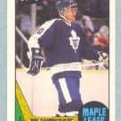 1987-88 OPC # 243 -- Vincent Damphousse RC