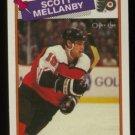 1988-89 OPC # 21 -- Scott Mellanby RC, Rookie, Flyers