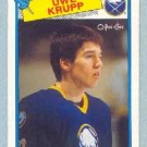 1988-89 OPC # 220 -- Uwe Krupp RC