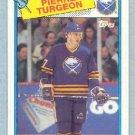 1988-89 Topps # 194 -- Pierre Turgeon RC