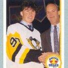 1990-91 UD # 356 -- Jaromir Jagr Rookie Card RC