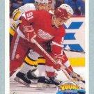 1990-91 UD # 525 -- Sergei Fedorov Rookie Card RC
