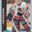 1991-92 Parkhurst # 263 -- Dominik Hasek Rookie Card RC