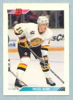 1992-93 Bowman # 154 -- Pavel Bure
