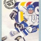 1992-93 UD # 617 -- Saku Koivu Rookie Card RC