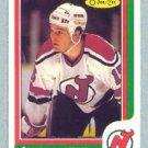 1986-87 OPC # 37 John MacLean RC Rookie
