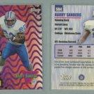 1999 Topps Season's Best # SB4 BARRY SANDERS