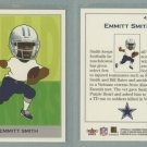 2002 Fleer Tradition Headliners # 4 EMMITT SMITH -- MINT