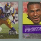 1994 Playoff Contenders # 36 JEROME BETTIS -- MINT