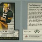 2001 Fleer Authority We're Number One # 9 PAUL HORNUNG -- MINT