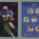 1998 Playoff Prestige Checklists # 27 BARRY SANDERS -- MINT