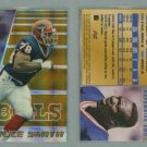 1996 Bowman's Best Atomic Refractors # 58 BRUCE SMITH -- MINT