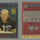 2002 Topps Chrome Terry Bradshaw Reprints # 3 TERRY BRADSHAW -- MINT