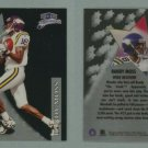 1998 Fleer Brilliants Shining Stars # 7 RANDY MOSS -- MINT