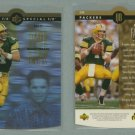 1996 SP Holoviews # 4 BRETT FAVRE -- MINT