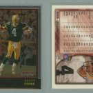 1998 Bowman Chrome Preview # BCP6 BRETT FAVRE -- MINT