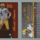 1996 Select Certified Red # 85 BRETT FAVRE -- MINT