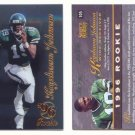 1996 Select Certified # 105 KEYSHAWN JOHNSON RC Rookie -- MINT