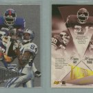 1998 Playoff Prestige Alma Maters # 27 MOORE, BARBER, WAY -- MINT