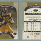 2002 Donruss Classics # 127 ERIC DICKERSON #d 0167 of 1000 -- MINT