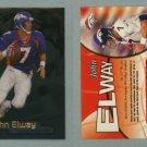 1998 Fleer Brilliants # 1 JOHN ELWAY -- MINT